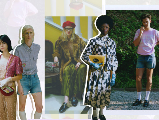 GucciFest - Day Three: 'At The Post Office'