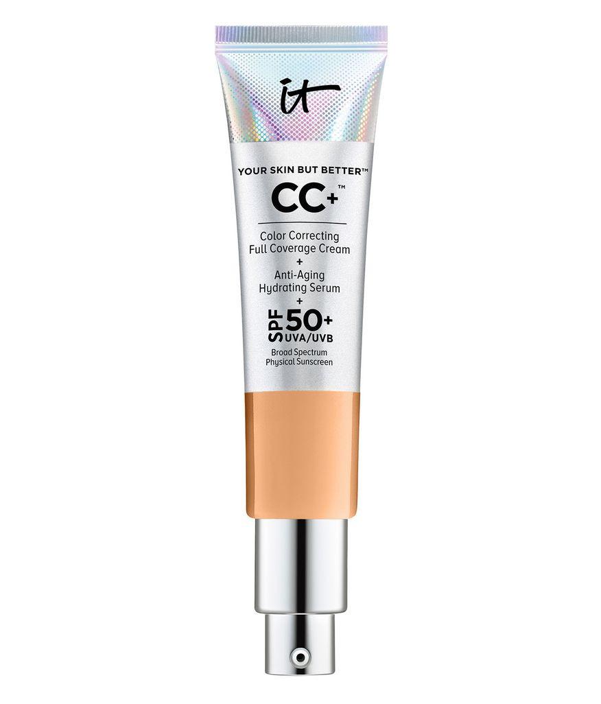 It Cosmetics Your Skin But Better CC+ Cream SPF 50 image via Cult Beauty website