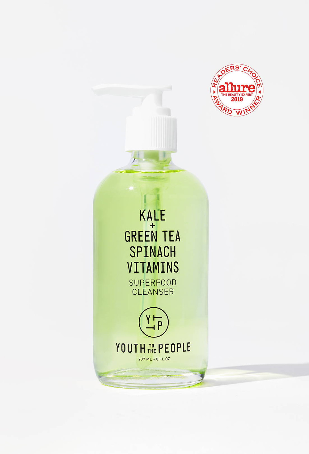 Youth to The People Superfood Face Wash image via Youth to the People Website