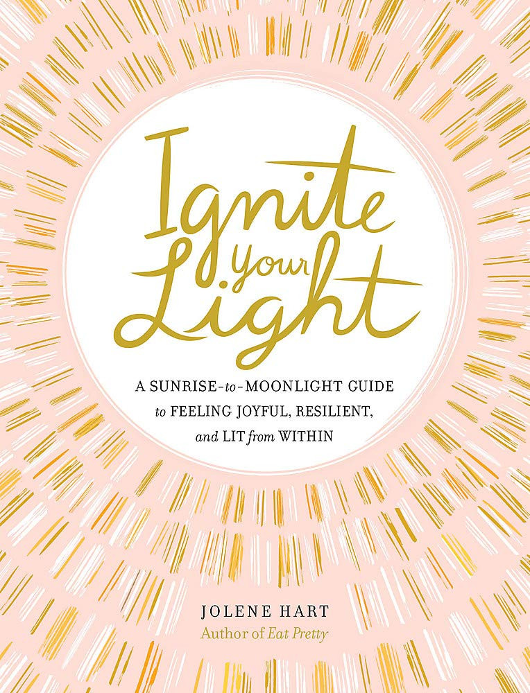 Ignite Your Light by Jolene Hart image via Amazon website