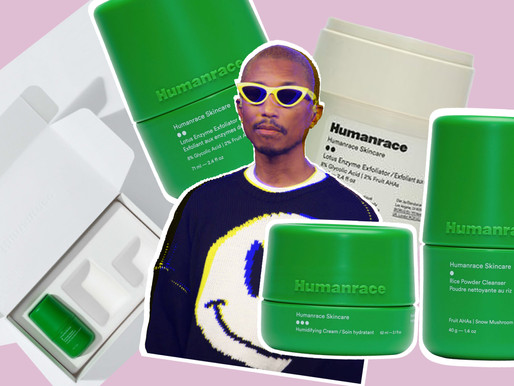 Pharrell Williams Has Released a Gender-Neutral Skincare Line, and We're Here For It