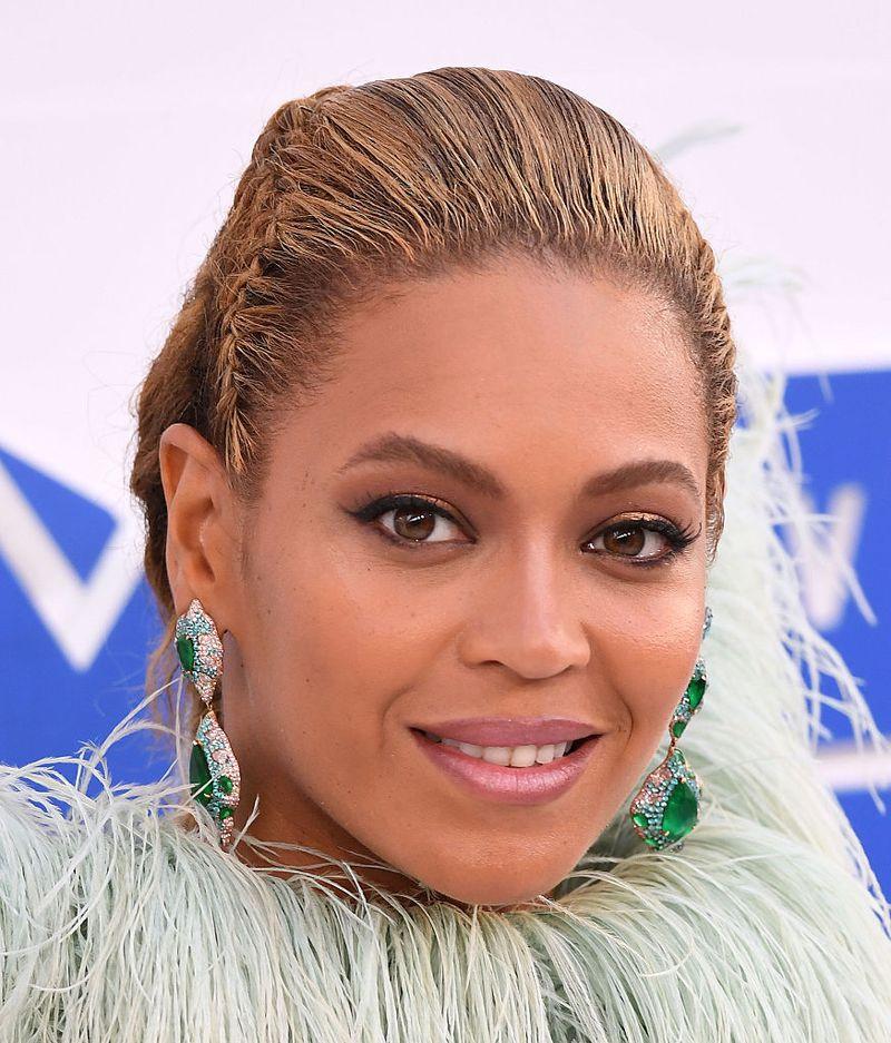 Beyoncé image via C Flanigan / Getty Images