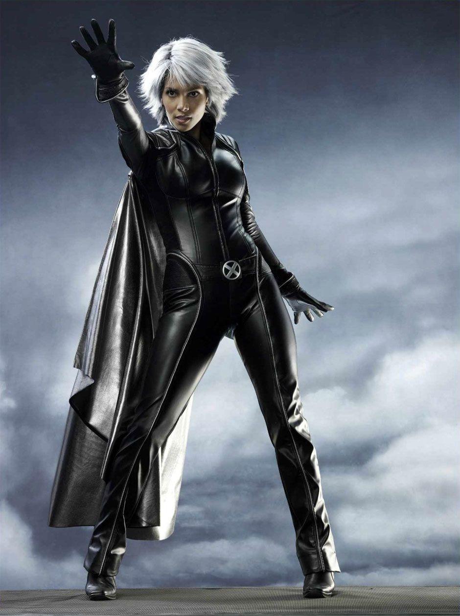 Halle Berry, X-Men image via Pinterest