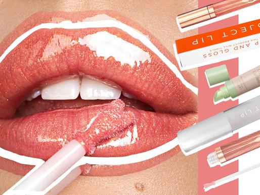 High Shine Collagen Lip Glosses for Naturally Plumper Lips