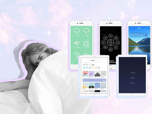 Lockdown Relaxation: The Best Apps To Help You Sleep