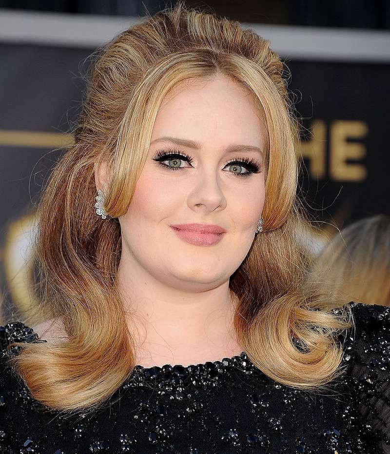 Adele image via Steve Granitz / Getty Images