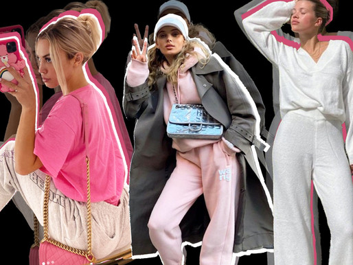 Get The Look: Lockdown Loungewear Essentials To Add To Your Shopping Basket
