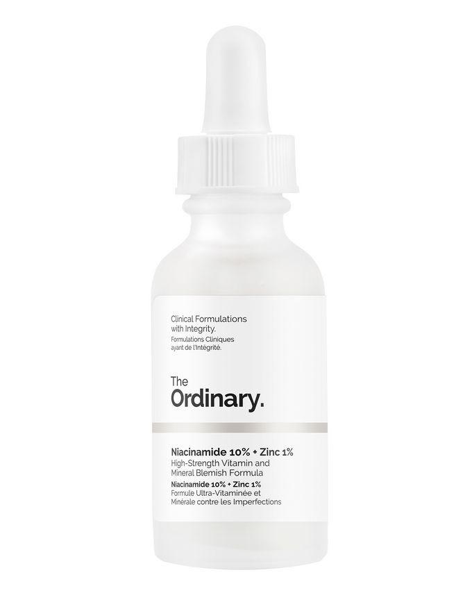 The Ordinary Niacinamide 10% + Zinc 1% image via Cult Beauty website