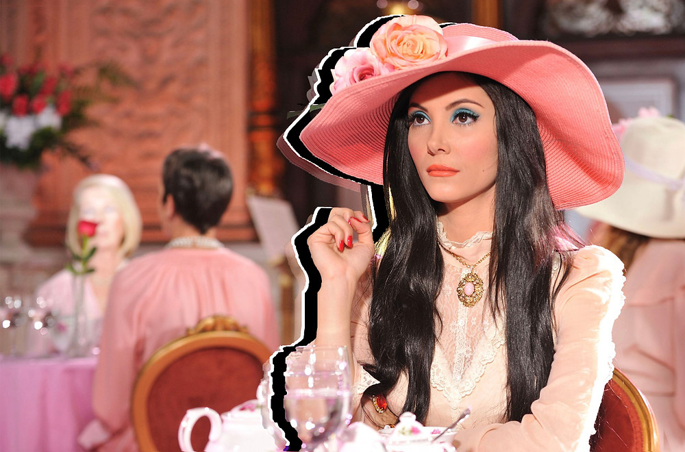 The Love Witch / Oscilloscope Laboratories image via Indie Wire website
