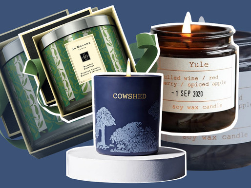 The Best Festive Candles to Pick-Up this Winter