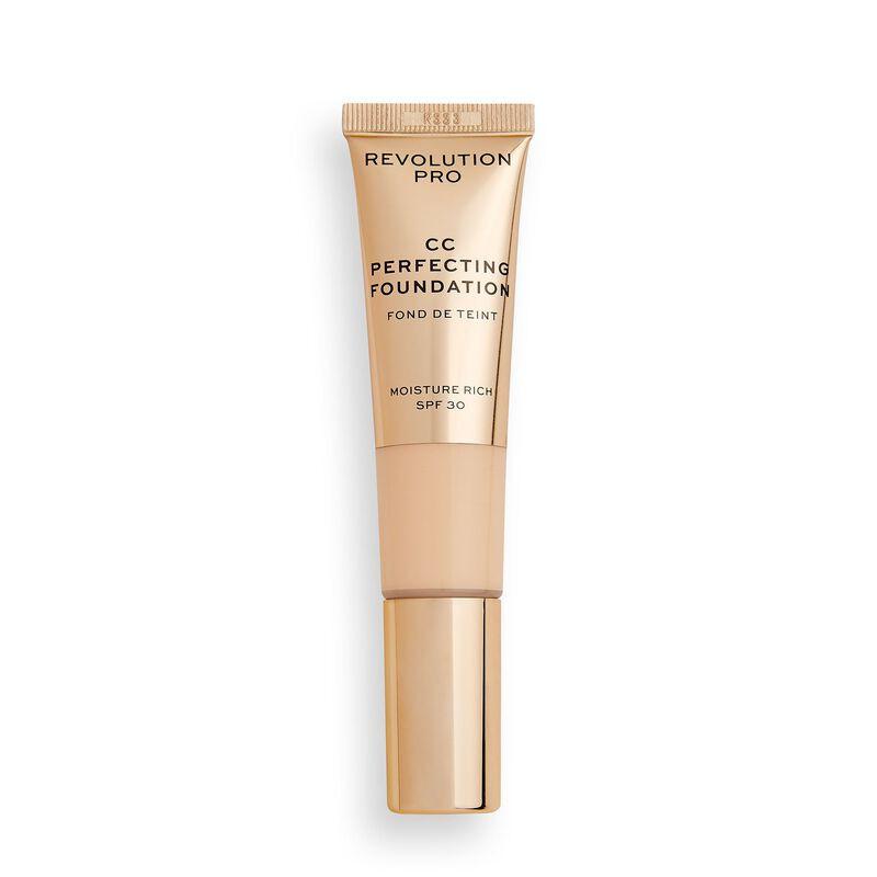 Revolution Pro CC Cream Perfecting Foundation image via Makeup Revolution website