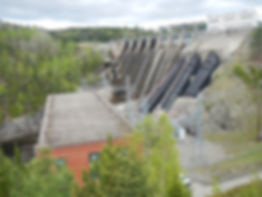 Harris Dam and Station
