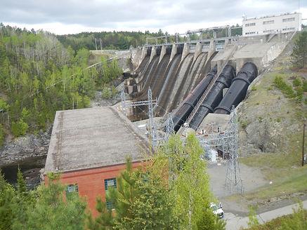 Harris Dam and Station