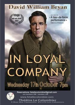 Poster Loyal Company