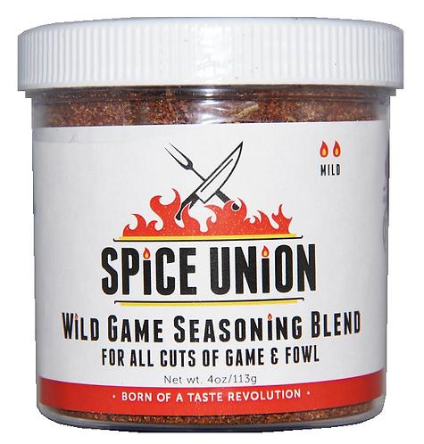 Wild Game Seasoning Blend (4oz avail.)
