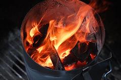 lump charcoal