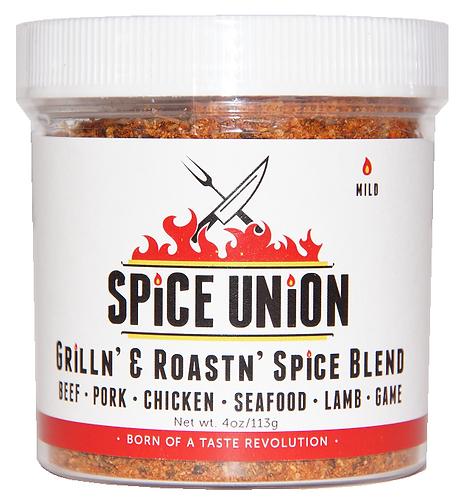 Grilln' & Roastn' Spice Blend (4oz avail.)