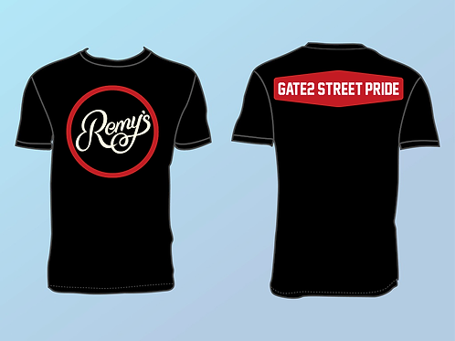 Remy's T-shirt