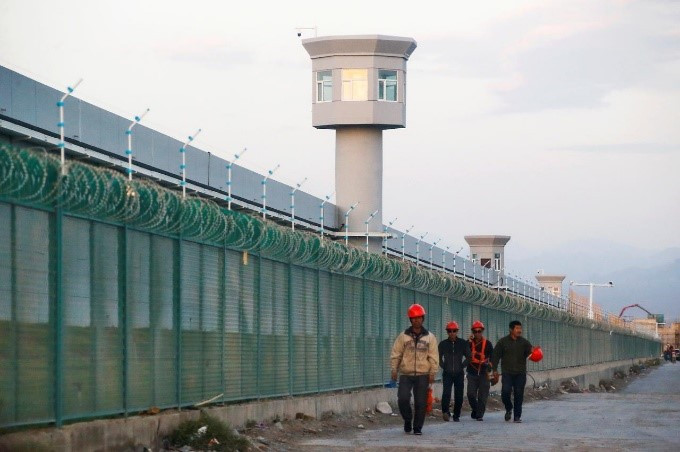 Uyghur confinement