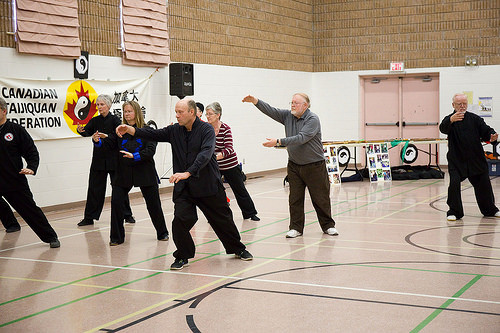 Chinese New Year Club Demonstration