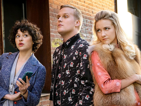 HBO's 'Search Party' F---ing Rules