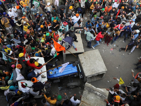 Suicides Continue During India Protest