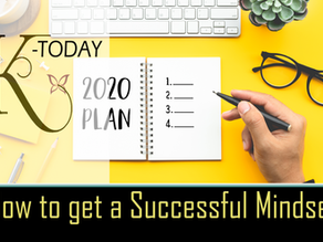 How to Get a Successful Mindset