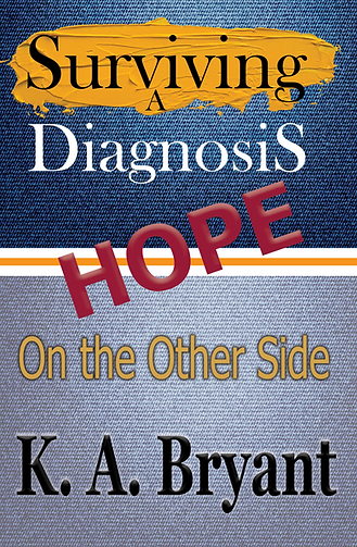 Surviving A Diagnosis Hope Front Cover p