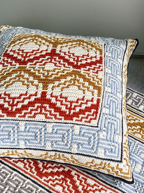 Jamie  Cushion Pattern