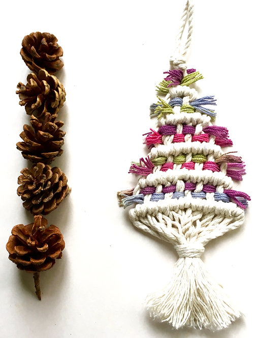 Macrame and Prosecco - Tree Class (Fri, 23rd Nov)