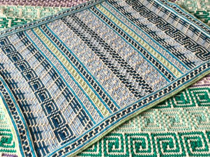 Silvana - Mosaic babyghan