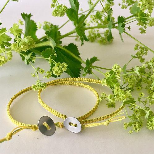 Uni Macrame Bracelet Kit - nylon cord