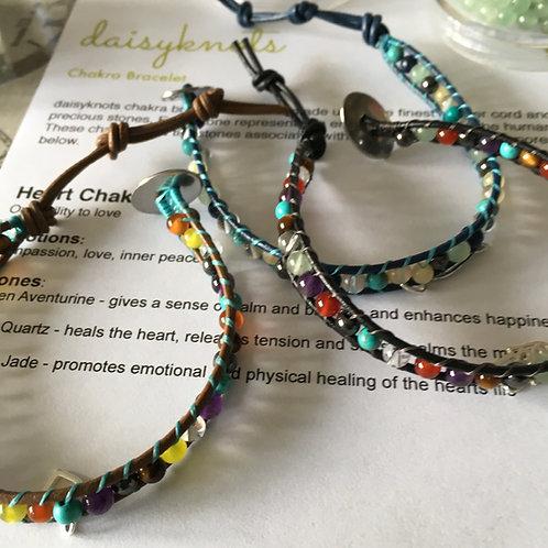 Chakra Bracelet Class