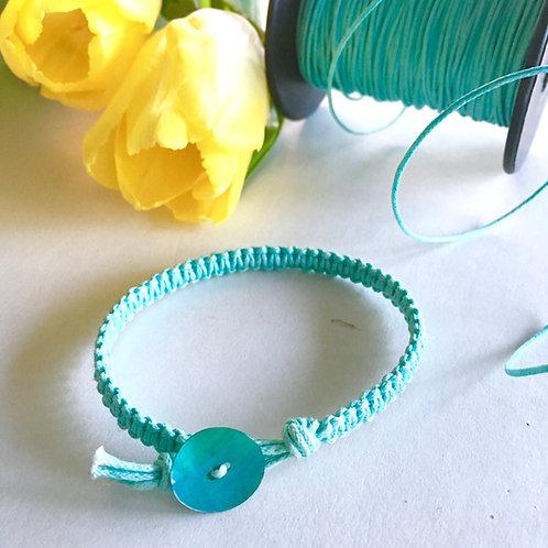 Alix Bracelet Pattern - FREE