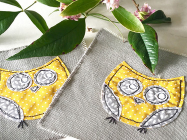 How to draw with your sewing machine - lesson 3