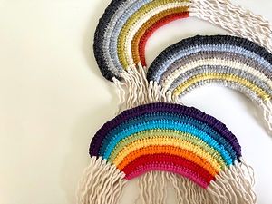 Free crochet and macrame patterns by daisyknots