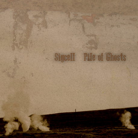 Pile of Ghosts EP Cover