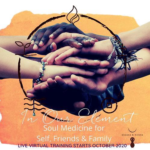 In Our Element:  Soul Medicine Training for Self, Friends and Family