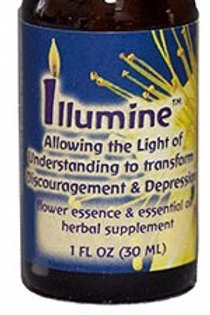 Illumine Flower Essence Supplement