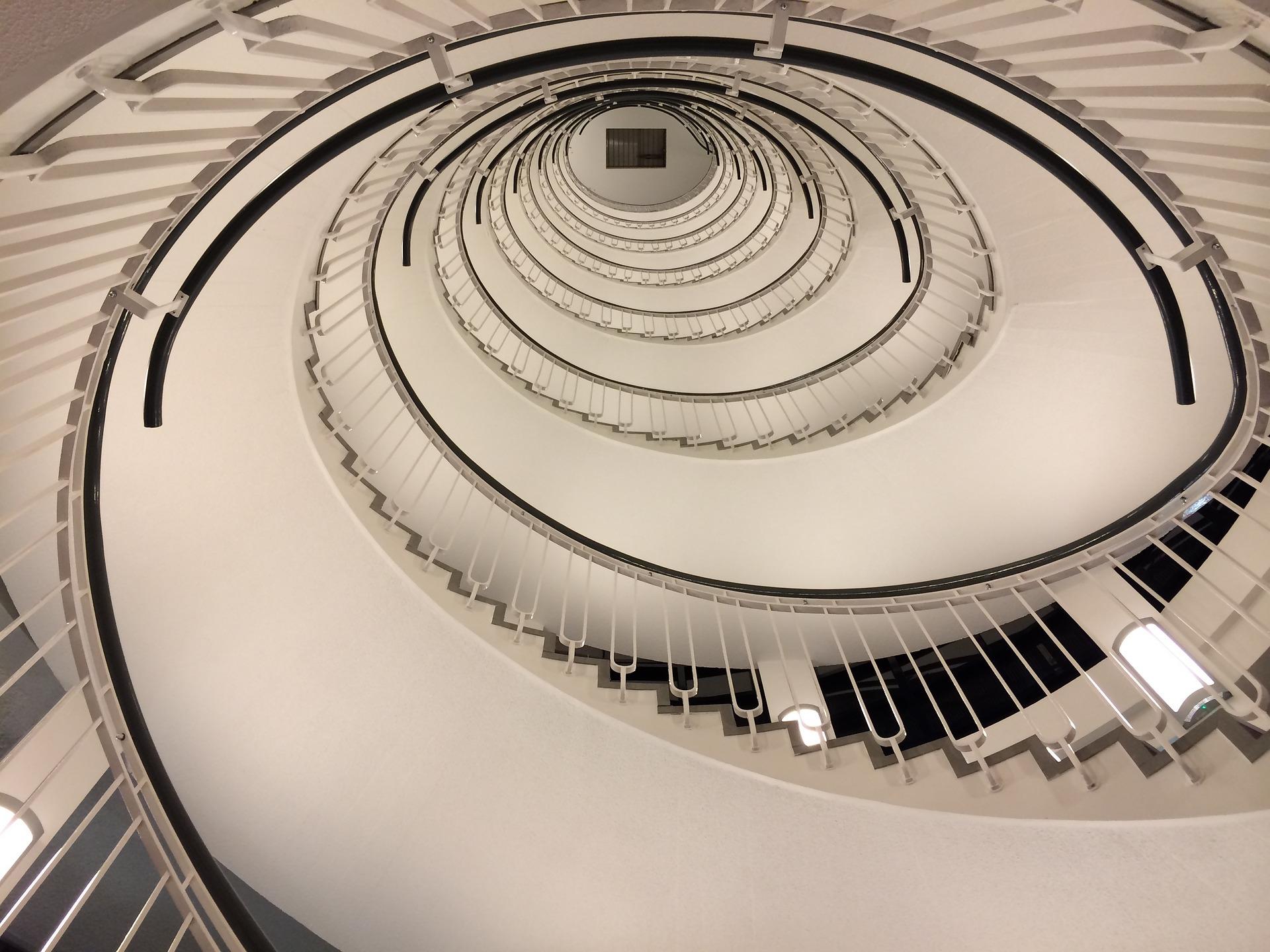 Spiraling Architecture