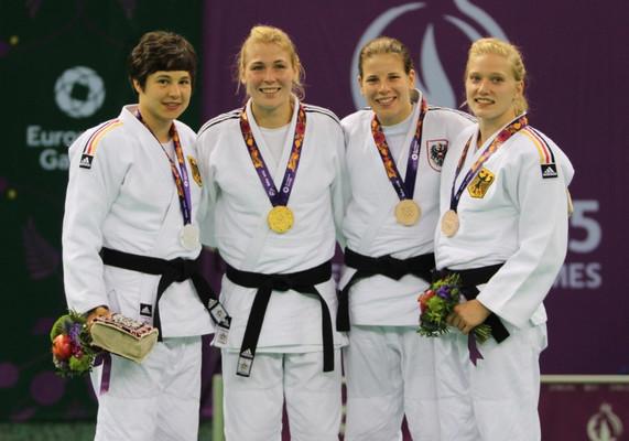 European Championships 🥇