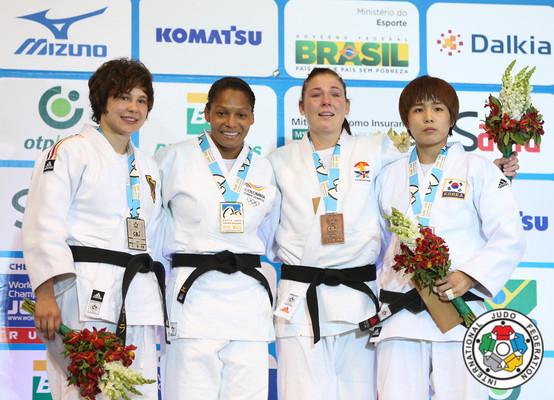 World Championships 🥉