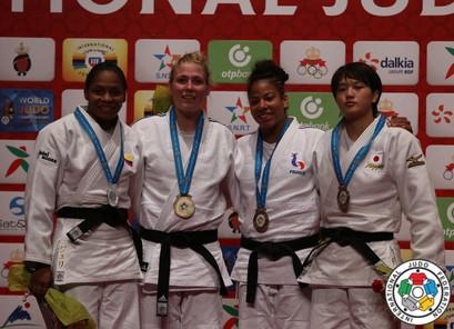 World Judo Masters 🥇