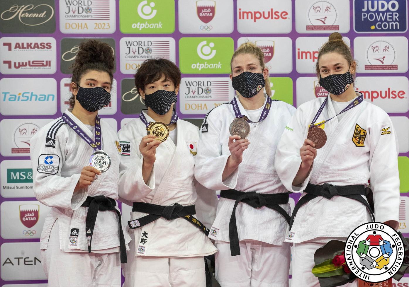 World Judo Masters 🥉