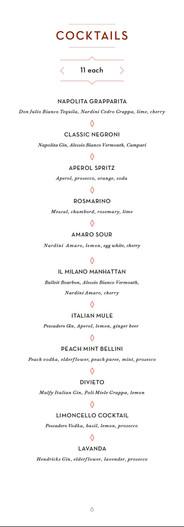 Page 6 - Napolita Drinks