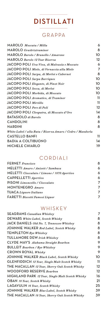 Page 8 - Napolita Drinks