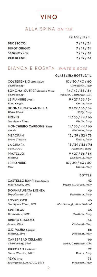 Page 2 - Napolita Drinks