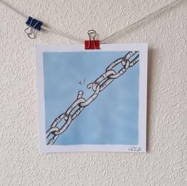 Break your chains