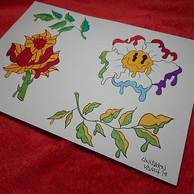Drippy floral bitttttzzzzzz_._Would love