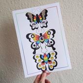 Trippy Butterflies